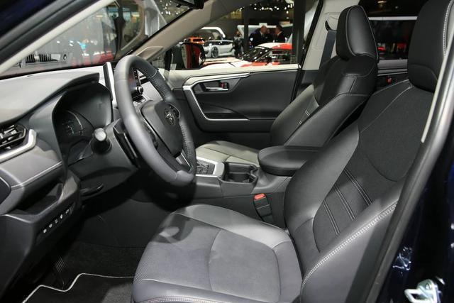 全新RAV4来袭,丰田能否在紧凑型SUV行列扳回一局?