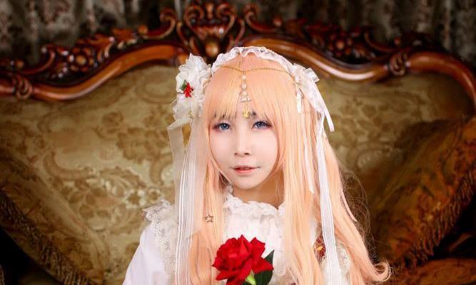 二次元LOLITA美少女:我们LO娘都是人见人爱的小仙女