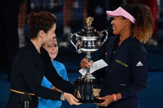 澳网大坂直美即时夺冠 比分成亚洲首位世界第一
