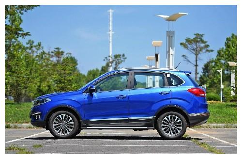 超皮实的老牌国产SUV,是本田XRV的劲敌,最低仅8万多