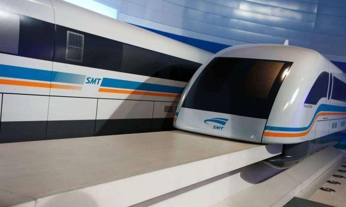 广东迎来磁悬浮!耗资高达104亿,预计2020年正式通车!