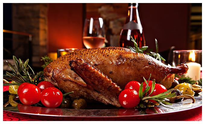 圣诞节,圣诞老人路过的地方都有怎样的美食