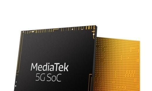联发科5G SOC三季度出货:终端明年Q1上市