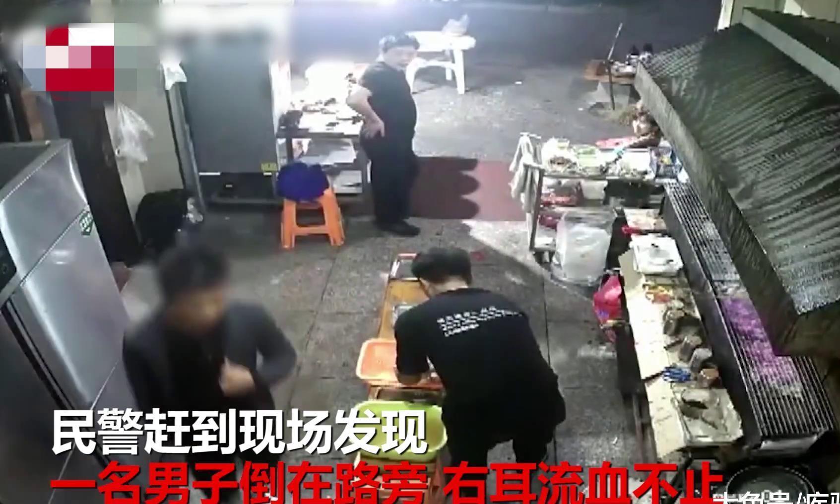 浙江杭州:余杭南苑近日发生一起事件,持刀伤人男子已被拘留10日