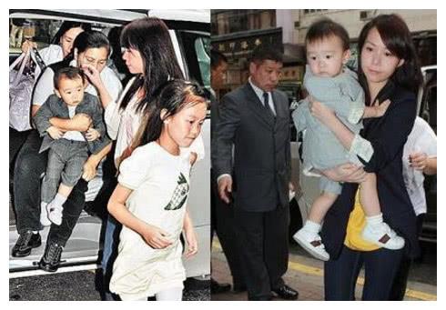 被吕丽君这单亲妈妈感动了,从小到大一直把儿女带在身边,好赞!