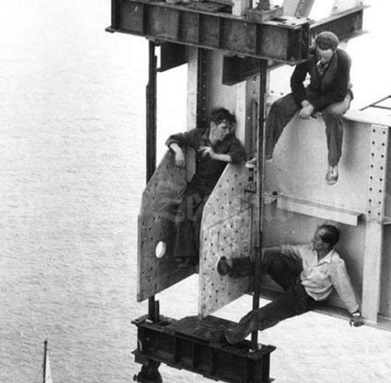 美国老照片:图1的工人看着都辛苦,最后一张美军驻日的真实写照