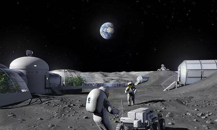 """研究团队从月球""""找到氧气"""",曝光""""96%黄金数字"""""""