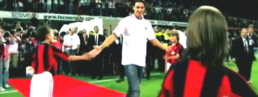 巨星记忆:伊布的AC米兰生涯2010-2012