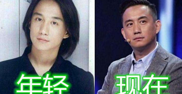 明星年轻vs现在,黄磊清秀,钟汉良俊美,看到苏有朋:发生了啥?