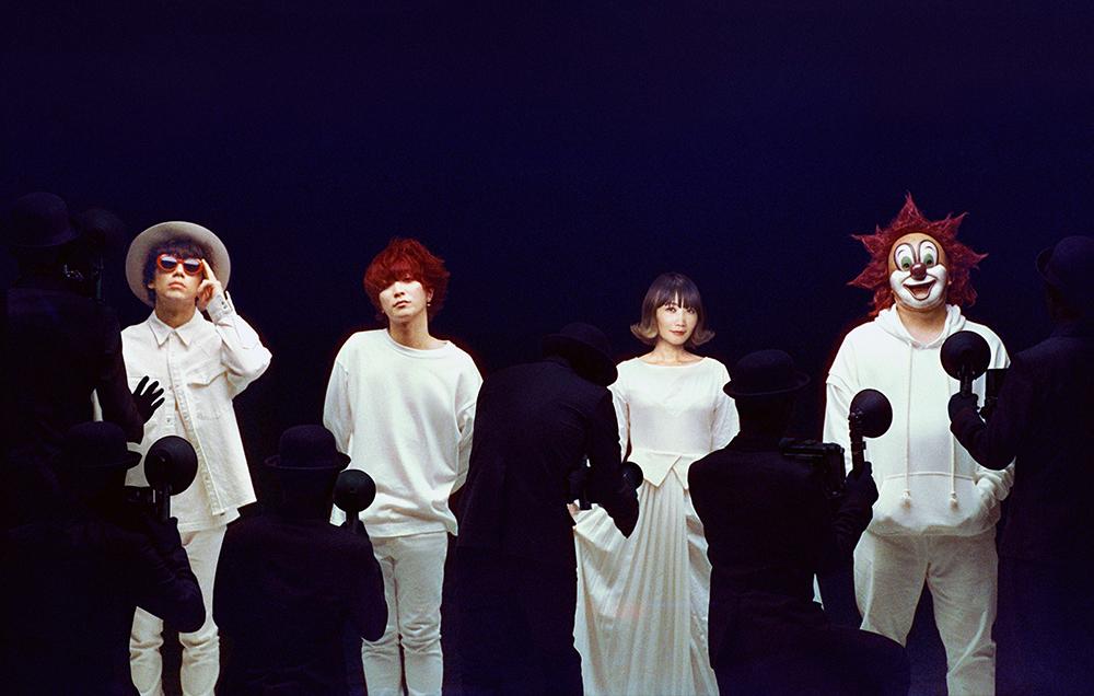日本新世代梦幻摇滚乐队SEKAI NO OWARI上海北京两地巡演开启