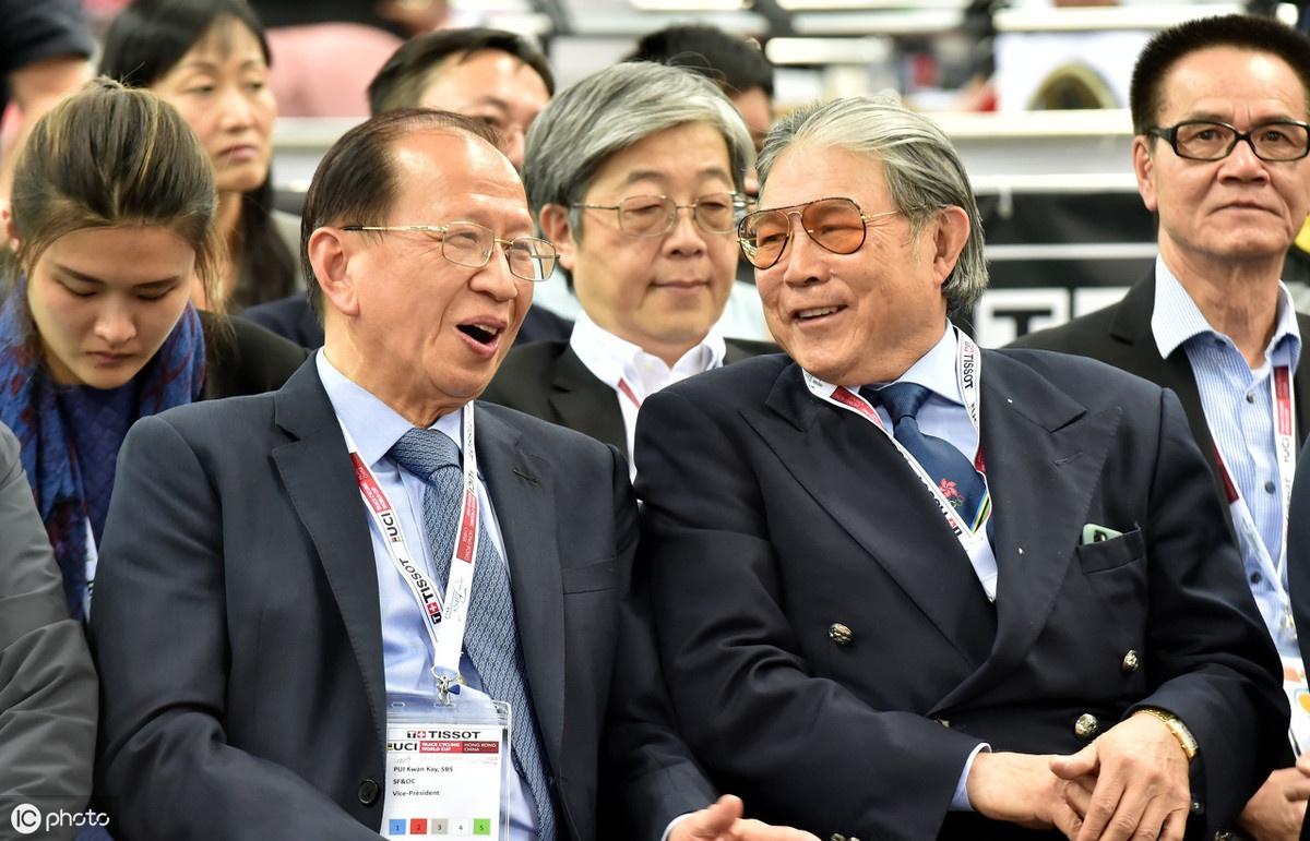 2019-2020世界杯场地自行车赛(香港站)开赛,霍震霆现身