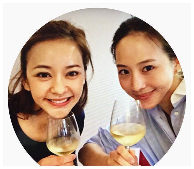 娱乐圈不都是塑料姐妹花,看看张钧甯和陈意涵就知道了