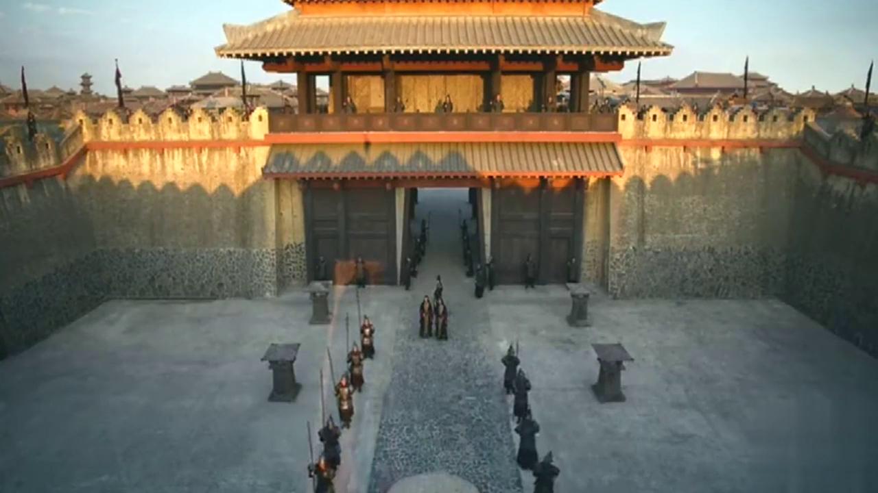 芈月传:芈月被迫送到燕国当质子,张子自责当初不该将她留在秦宫