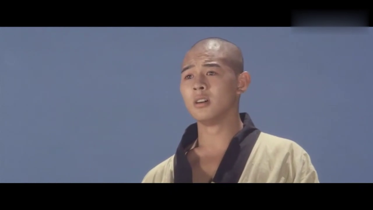 少林寺——中国电影史上真正的票房王者
