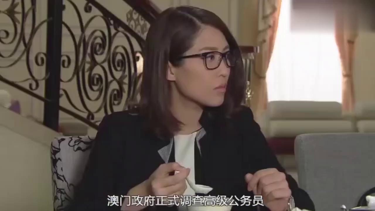 溏心风暴3,黄宗泽真是大赢家,凌阿九还没出镜已让观众期待!