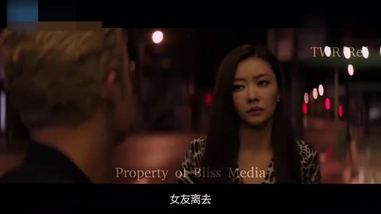 外国游客精灵王子在上海被抢劫,《极致追击》剧情大揭晓
