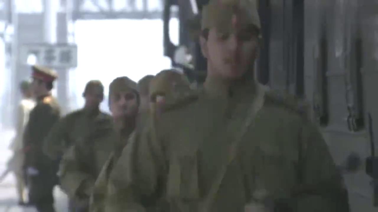 小鬼子都成俘虏了还猖狂,中国军队直接教他们做人,精彩