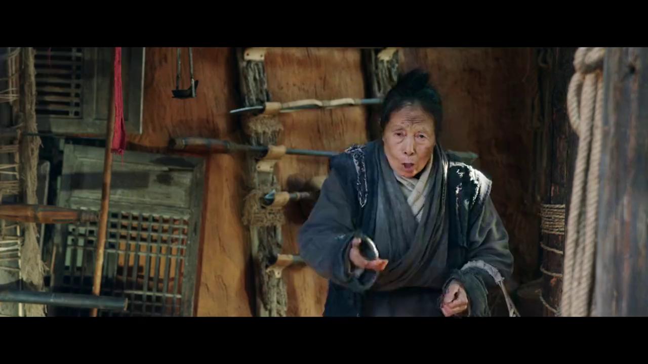 悟空传:失独老人误把杨戬当儿子,老戏骨这段表演,真是让人泪目