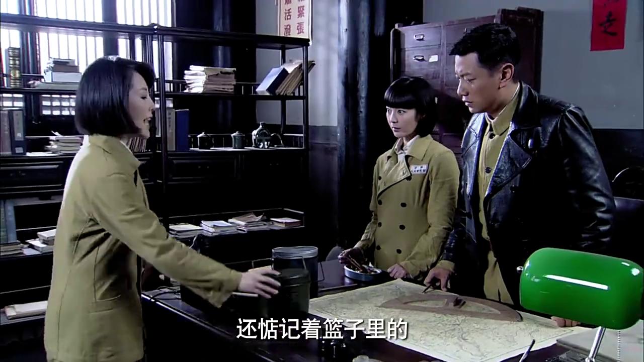 两名解放军喜欢廖志刚,分别吃醋