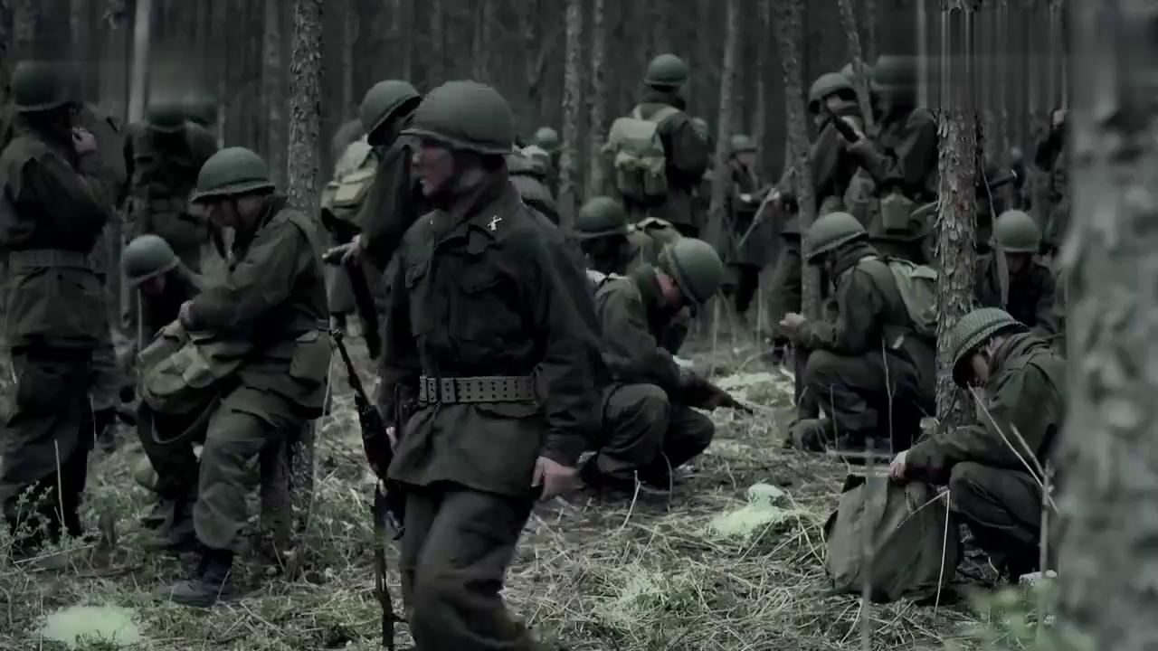 三八线:抗美援朝战争后期,只剩想要回家的人和保卫国家的人