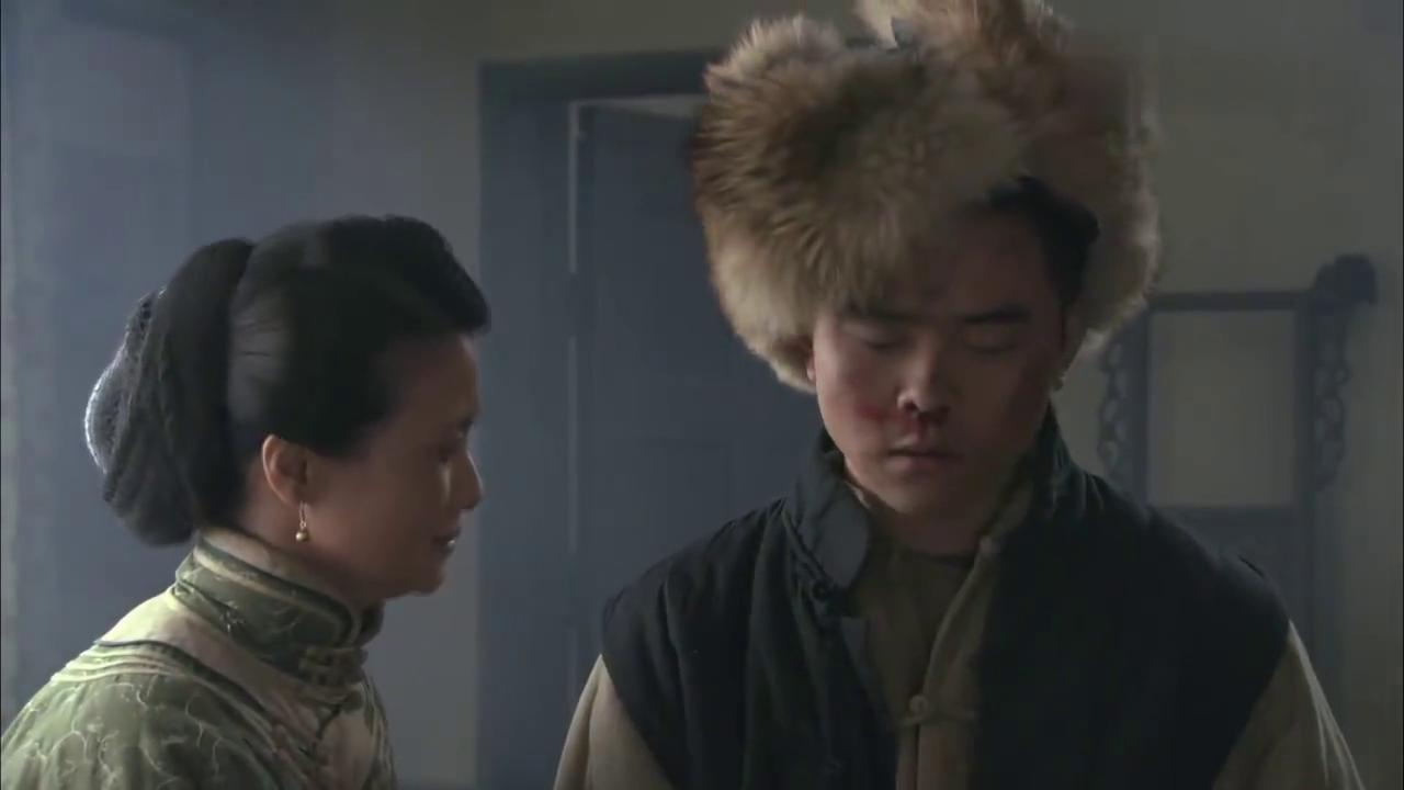 闯关东:饭馆里来了几个老毛子士兵,朱开山不卑不亢,稳得很