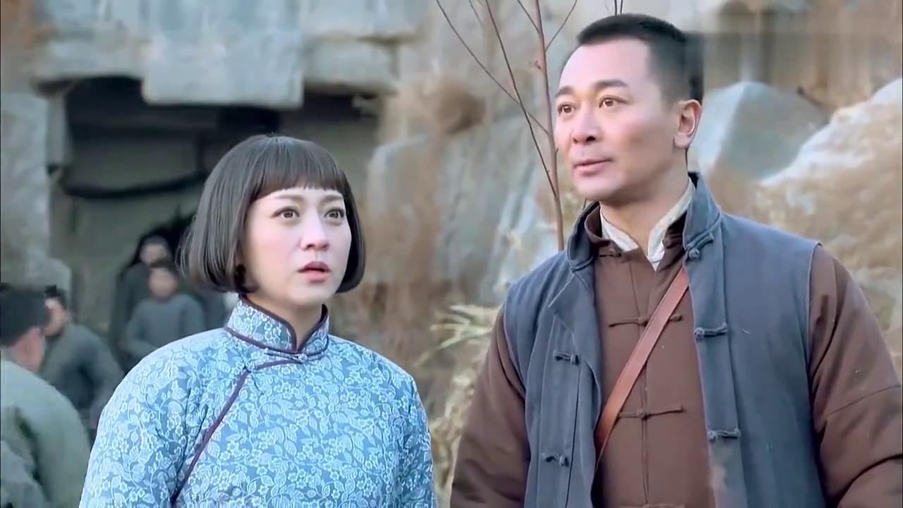 地雷战-赵华龙把粮食藏在山洞里,刘魁叛变,立马出卖情报