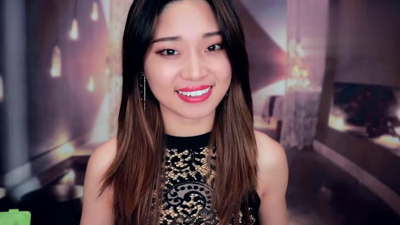 ASMR角色扮演化妆师婷婷给你完美的万圣节妆容助眠耳机福利