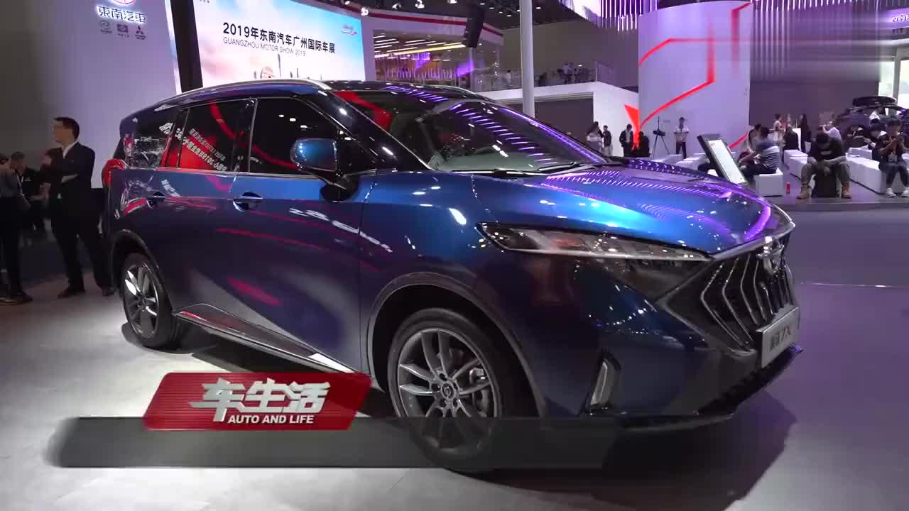 海马7x首秀广州车展海马品牌全面发力