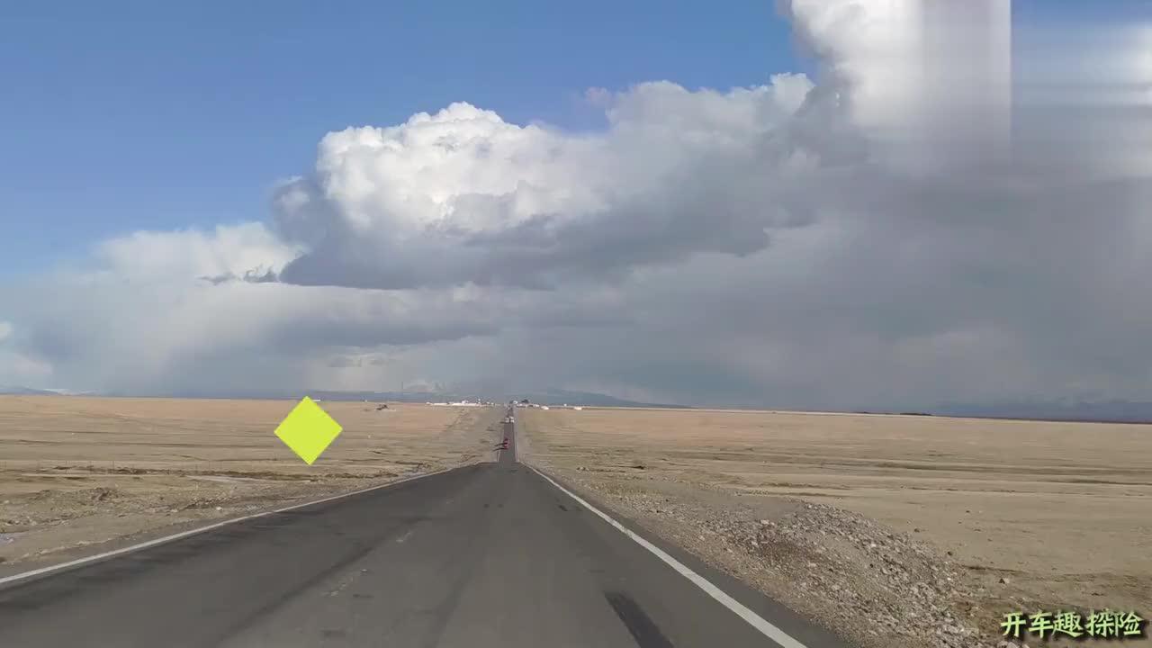 两毕业生自驾新疆在公路测吉普新车0到100km加速这成绩如何