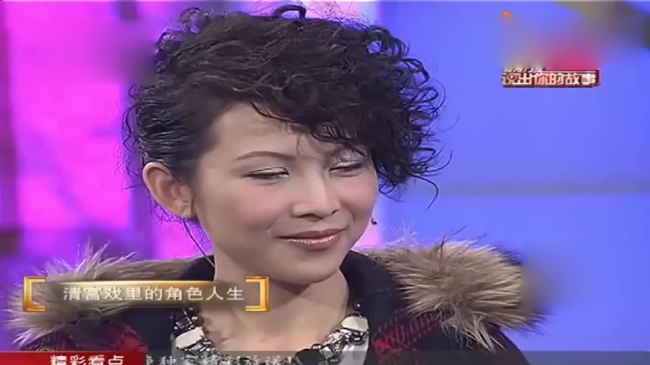 甄嬛传导演郑晓龙称在拍甄嬛传时最先拍的戏就是蔡少芬的