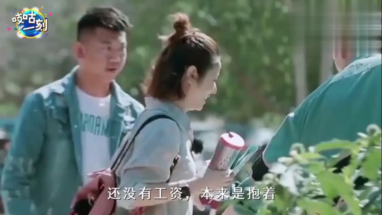 小海豚告状霍建华你老婆不给我买裙子林心如气到飙出台湾腔
