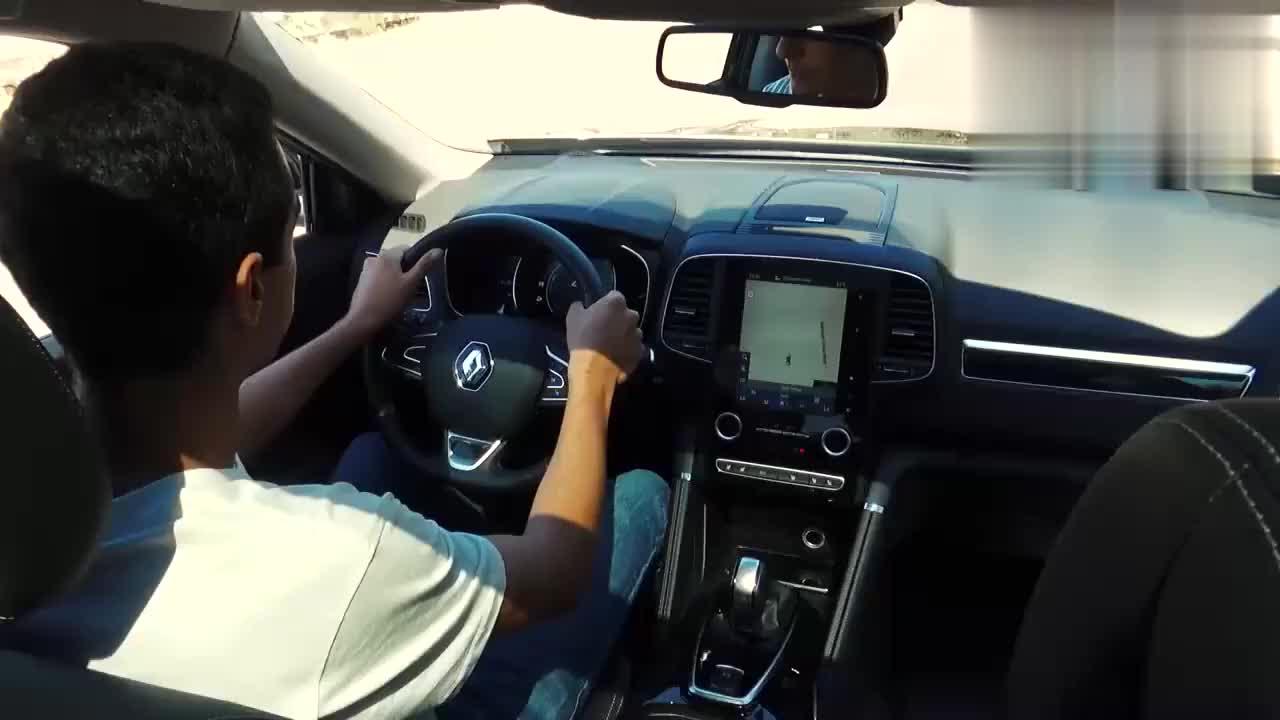 视频:拿到2019款雷诺科雷傲车钥匙了解完详细配置后我彻底心动了