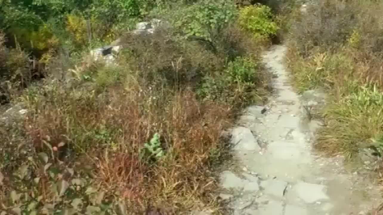 安静欣赏美丽景色中国长城最美最靓的自然风光2