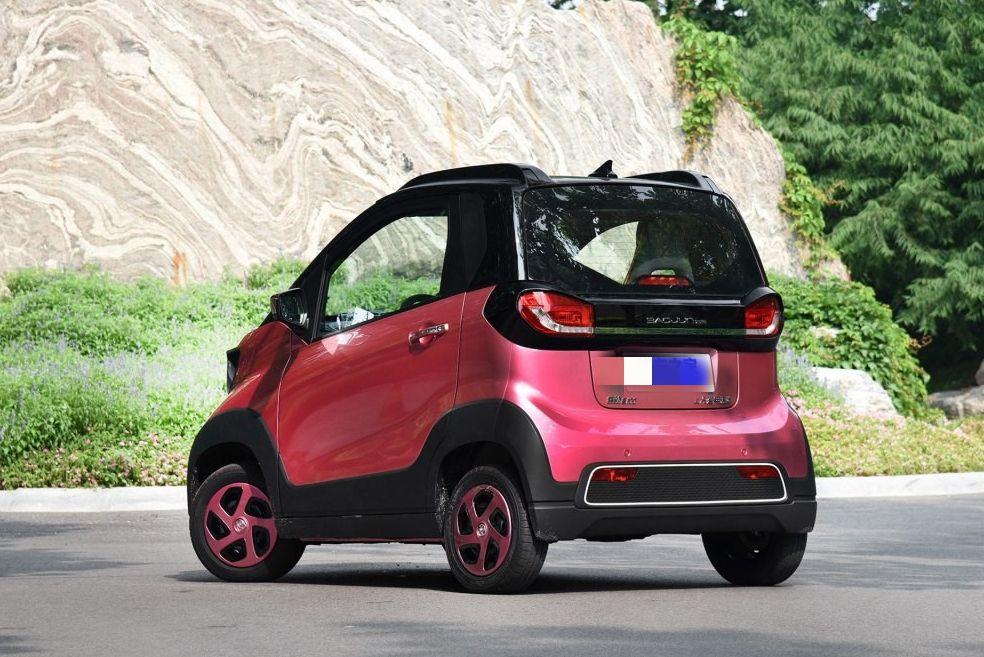 宝骏E100低调又有内涵,让驾驶成为潮流风尚