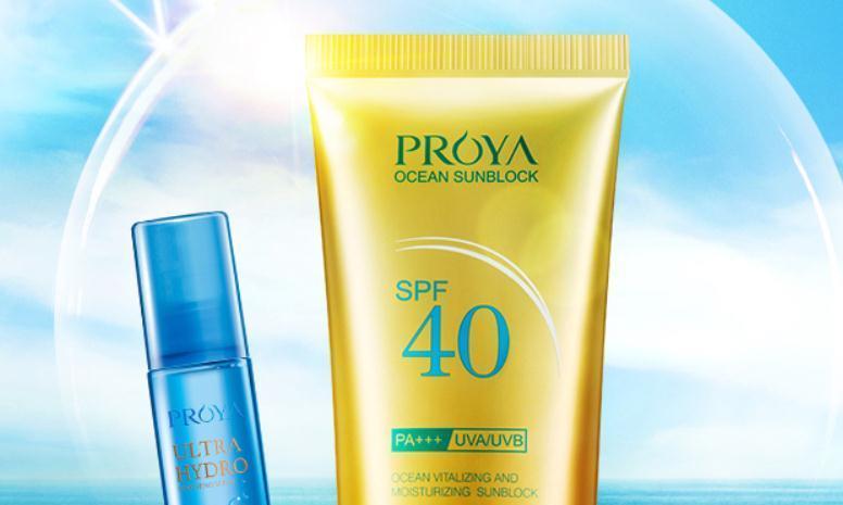 夏季担心被晒黑?备上温和的防晒霜,带来贴心防晒效果