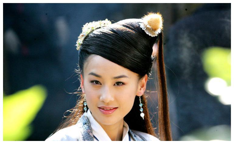 影视剧中的4位青青,第一位是黄圣依最美的角色