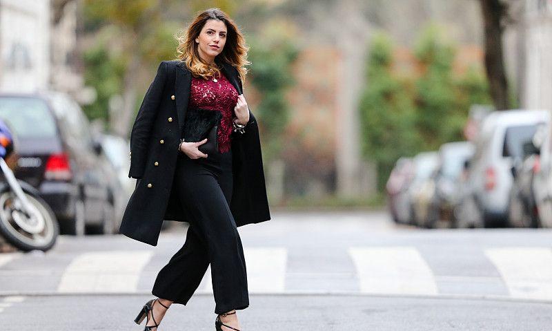 潮流需要有魅力的女人多多关注,它可以让你成为时髦精