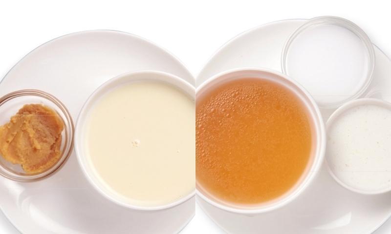 掌握基础3 元素,豆浆、牛奶都能做成好喝浓汤!