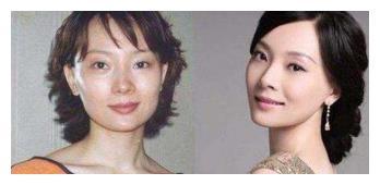 18年前的陈数现今照片对比, 网友: 整容最成功的女星