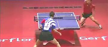 2004卡塔尔世乒赛 马琳vs吴尚银 剪辑