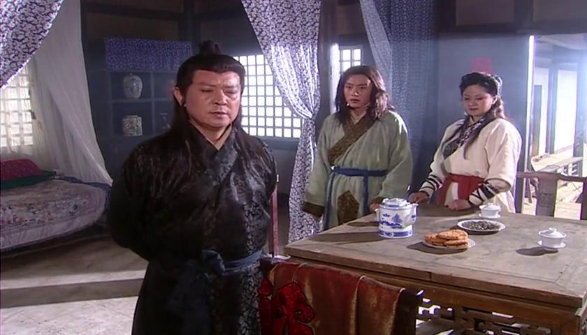 明知侠客岛之行险恶,石清夫妇还是坚持前往,为的是替石破天赎罪