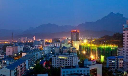 湖南省唯一一个由县级升格为地级市