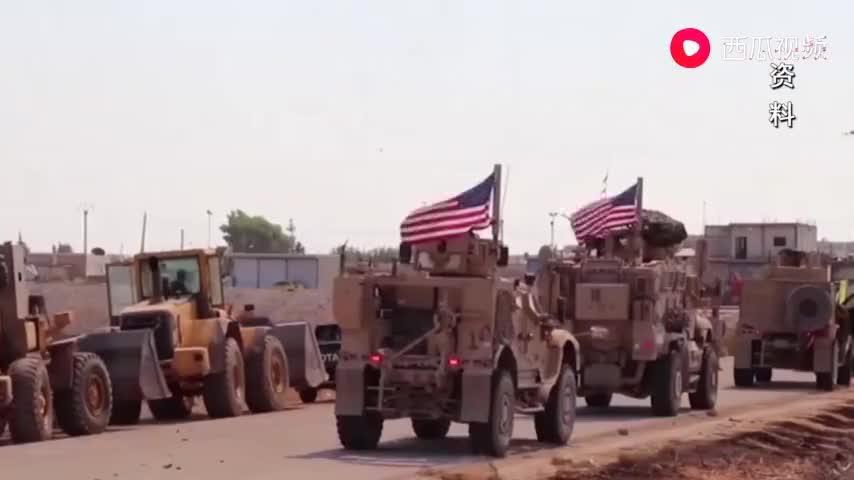 美军倾巢出动夺取90油田叙俄联军反向进攻彻底扭转战局