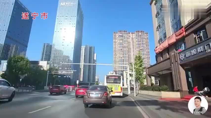 遂宁川内第一个被联合国授予绿色经济示范城市的地方看看咋样