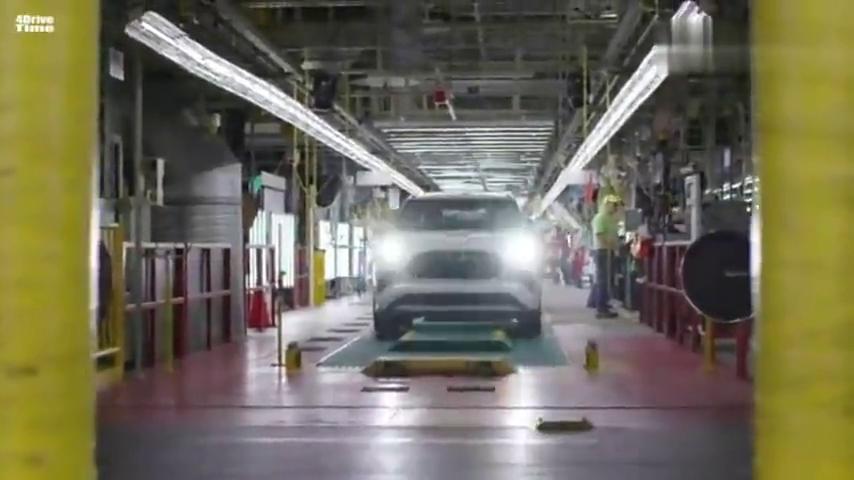 美版全新汉兰达是怎么造出来的?探访丰田内华达工厂