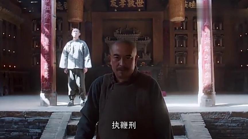白鹿原:孝文偷田小娥,意外被嘉轩发现,他真是一点都不留情啊!