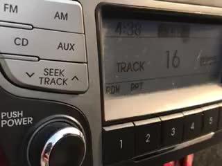 人生需要的态度这个车载音响100分