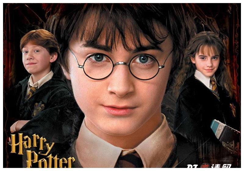 《哈利波特》18年前VS18年后,忍了赫敏,看到他后,网友:老了