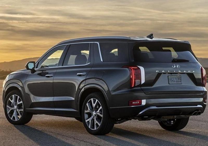 现代中大型旗舰SUV将导入国内,3.8L自吸+V6,妥妥的越野贵族范