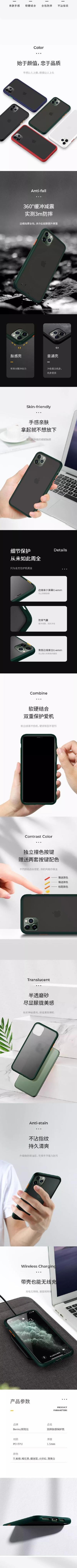一次就够了!壳膜线充电器充电宝-iPhone11系列benks大套装